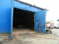 Демонтажные работы и реконструкция здания под автомойку