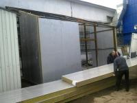Строительство и отделка мебельной фабрики ФЕЛИКС