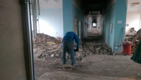 Демонтажные работы по адресу Дмитровское шоссе д.81