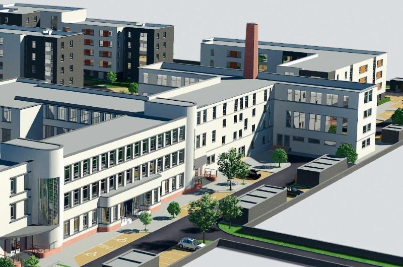 проектирование колледжа
