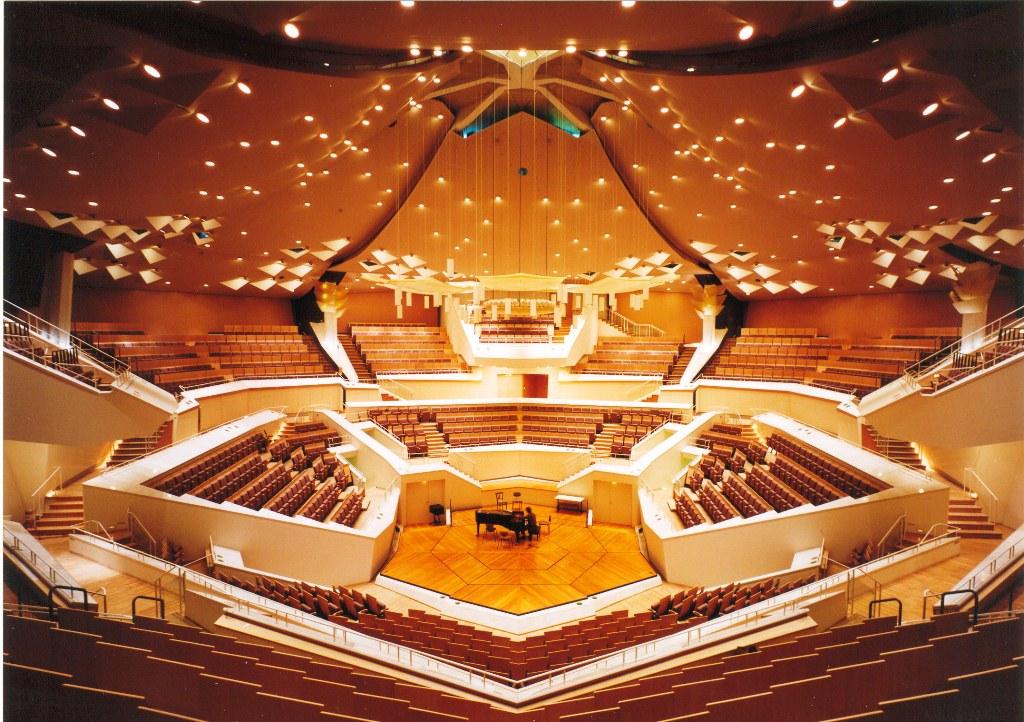 проектирование концертных залов