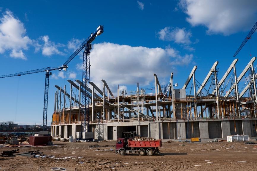 строительство и монтаж из металлоконструкций