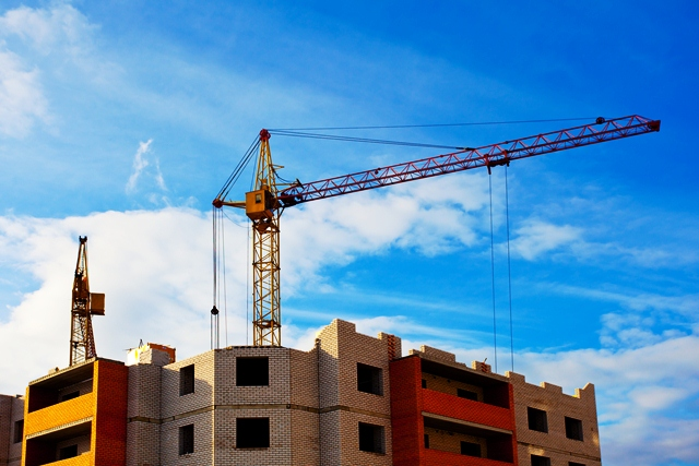 построить жилищный комплекс