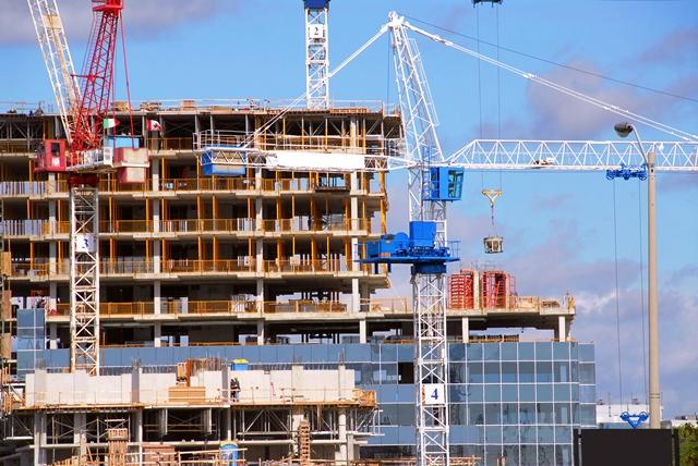 строительство жилищного комплекса
