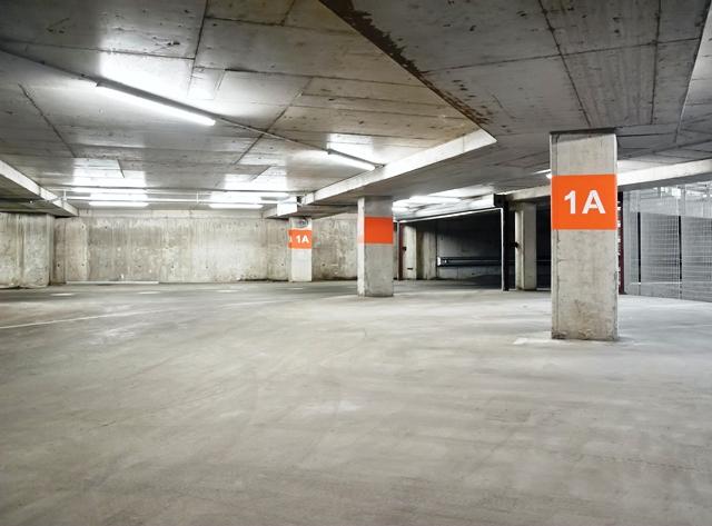 строительство парковки