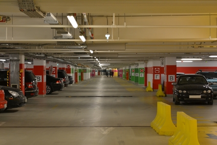 проектирование подземной парковки