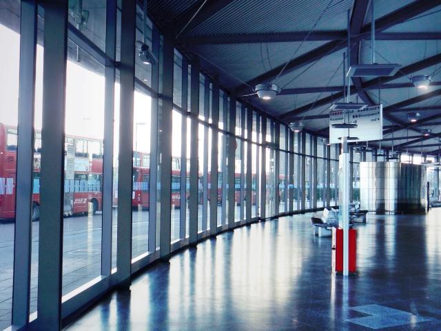 строительство автобусной станции из металлоконструкций