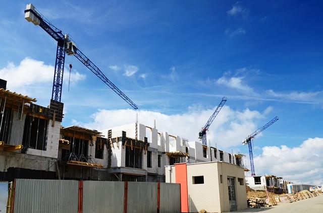 строительство жилого комплекса под ключ