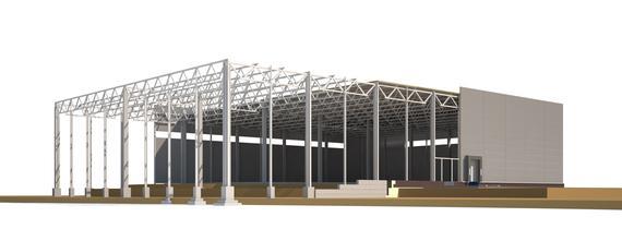 проектирование быстровозводимых зданий и сооружений