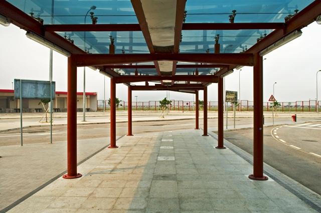 строительство автобусной станции