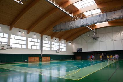 проектирование спортивных комплексов
