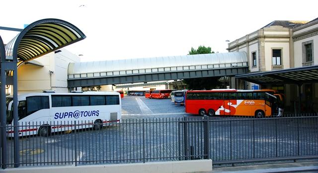 строительство автовокзала