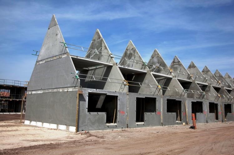 строительство таунхаусов