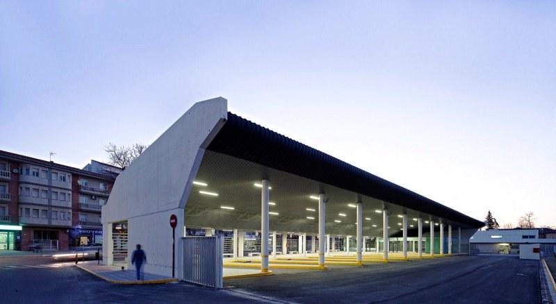 проектирование автовокзалов
