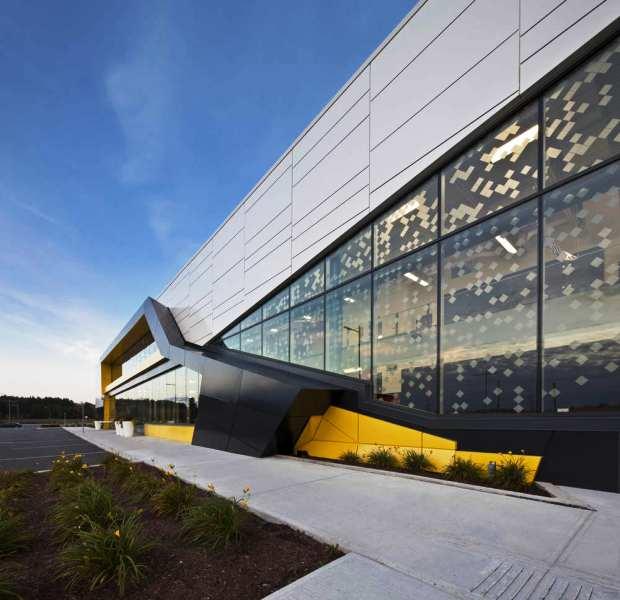 строительство выставочных центров