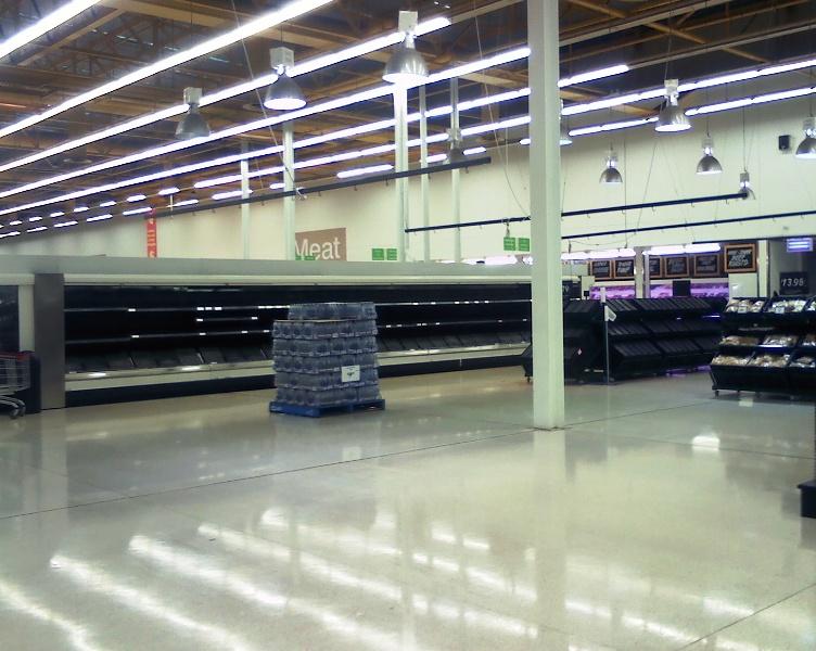 строительство гипермаркета
