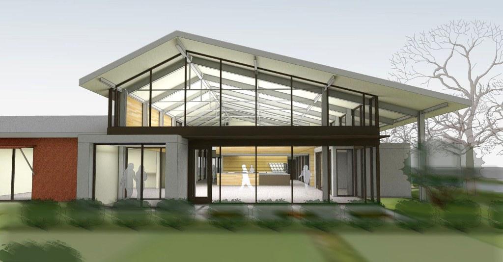 проектирование административно-бытовых зданий
