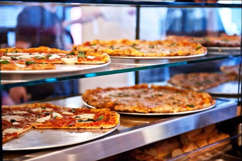 строительство пиццерии