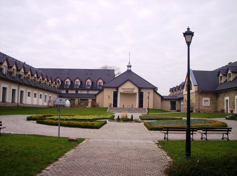 проектирование санатория