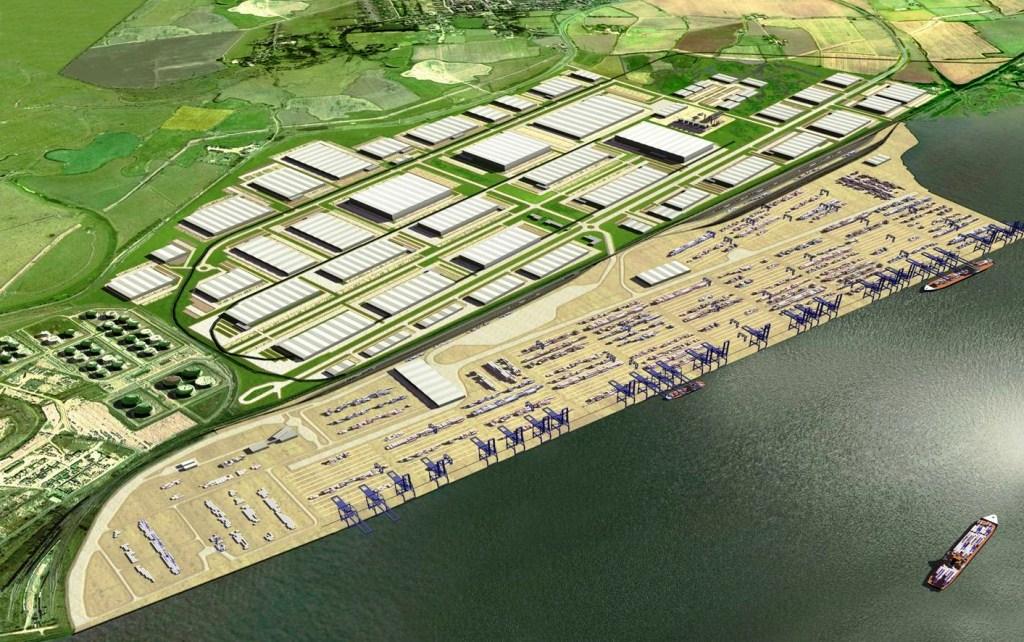проектирование портов