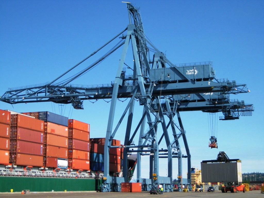 проектирование контейнерного порта